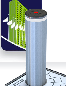 - AE - Traffic Bollards - Vehicle Access Control Systems - FAAC Bollards - FAAC